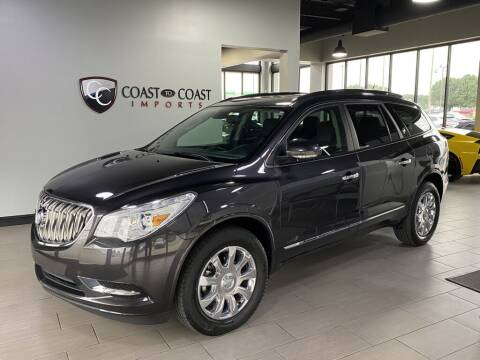 2016 Buick Enclave for sale at Coast to Coast Imports in Fishers IN