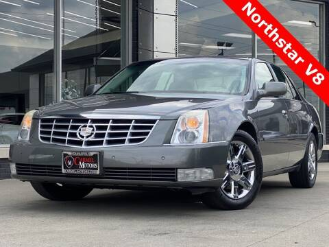 2006 Cadillac DTS for sale at Carmel Motors in Indianapolis IN