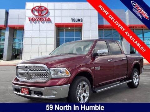 2017 RAM Ram Pickup 1500 for sale at TEJAS TOYOTA in Humble TX
