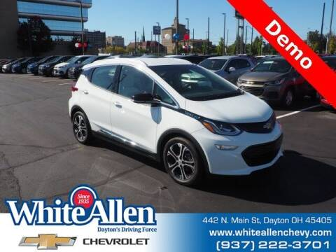 2020 Chevrolet Bolt EV for sale at WHITE-ALLEN CHEVROLET in Dayton OH