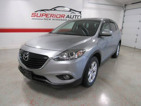 2013 Mazda CX-9 for sale at Superior Auto Sales in New Windsor NY