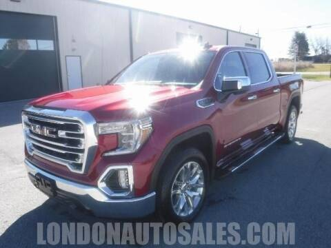 2019 GMC Sierra 1500 for sale at London Auto Sales LLC in London KY