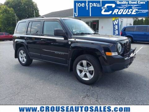 2016 Jeep Patriot for sale at Joe and Paul Crouse Inc. in Columbia PA