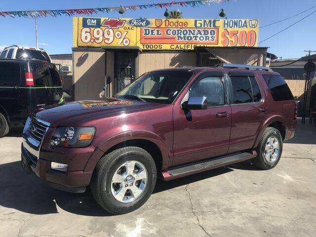 2006 Ford Explorer for sale at DEL CORONADO MOTORS in Phoenix AZ