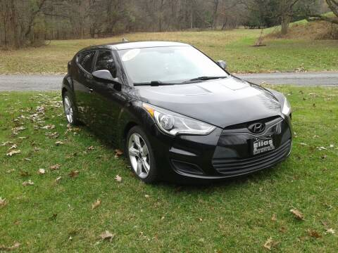 2013 Hyundai Veloster for sale at ELIAS AUTO SALES in Allentown PA