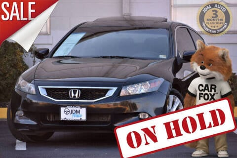 2010 Honda Accord for sale at JDM Auto in Fredericksburg VA