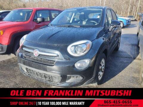2016 FIAT 500X for sale at Ole Ben Franklin Mitsbishi in Oak Ridge TN