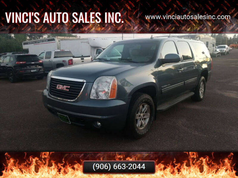 2010 GMC Yukon XL for sale at Vinci's Auto Sales Inc. in Bessemer MI