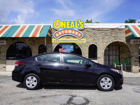 2017 Kia Forte for sale at Oneal's Automart LLC in Slidell LA