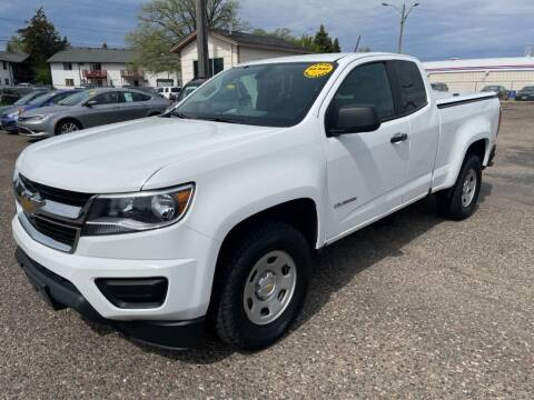 2016 Chevrolet Colorado for sale at CHRISTIAN AUTO SALES in Anoka MN