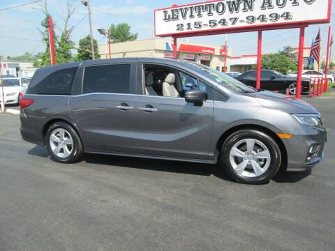 2019 Honda Odyssey for sale at Levittown Auto in Levittown PA