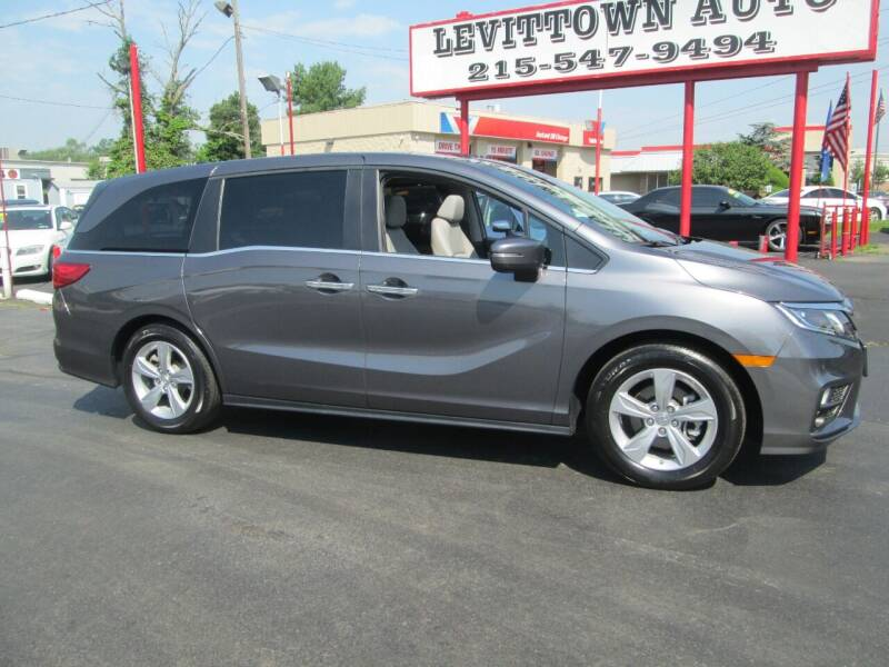 2019 Honda Odyssey for sale in Levittown, PA