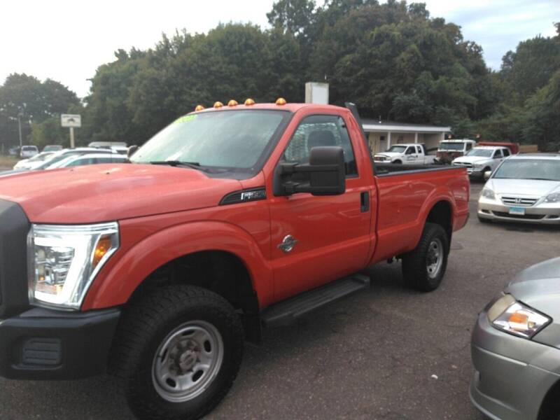 2011 Ford F-350 Super Duty for sale at Guilford Auto in Guilford CT