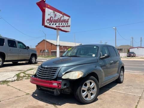 2006 Chrysler PT Cruiser for sale at Southwest Car Sales in Oklahoma City OK