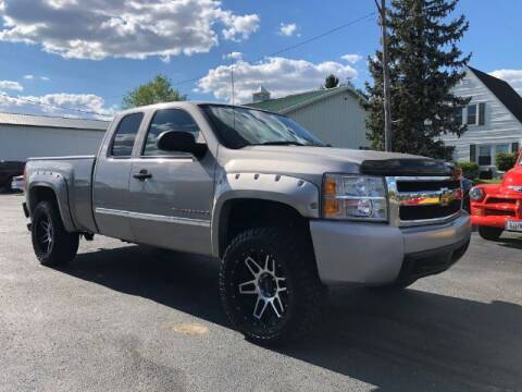 2007 Chevrolet Silverado 1500 for sale at Tip Top Auto North in Tipp City OH