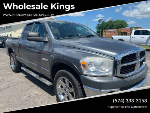 2008 Dodge Ram Pickup 1500 for sale at Wholesale Kings in Elkhart IN