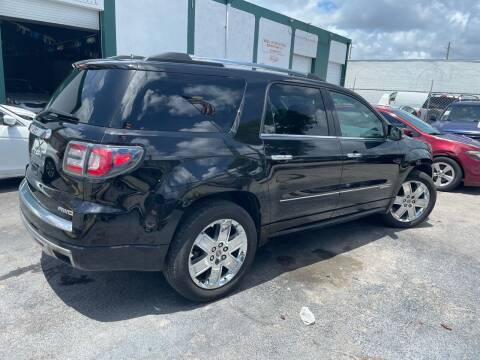 2016 GMC Acadia for sale at Dream Cars 4 U in Hollywood FL