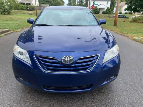 2007 Toyota Camry for sale at Via Roma Auto Sales in Columbus OH