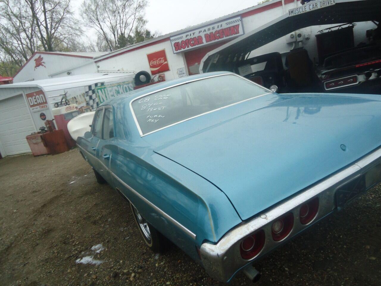 1968 Chevrolet Impala 17