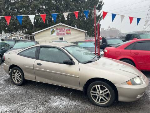2004 Chevrolet Cavalier for sale at Trocci's Auto Sales in West Pittsburg PA