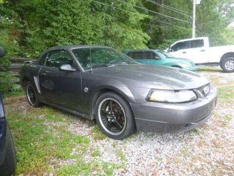 2004 Ford Mustang for sale at Gillie Hyde Auto Group in Glasgow KY