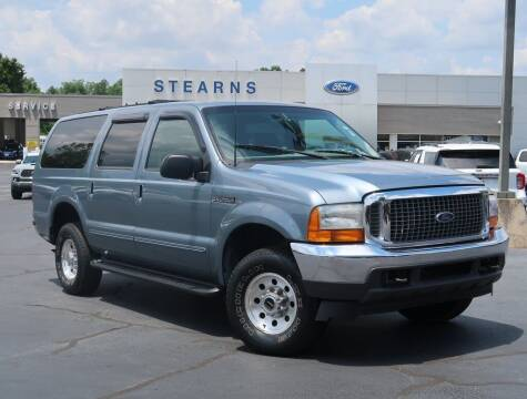 2000 Ford Excursion for sale at Stearns Ford in Burlington NC