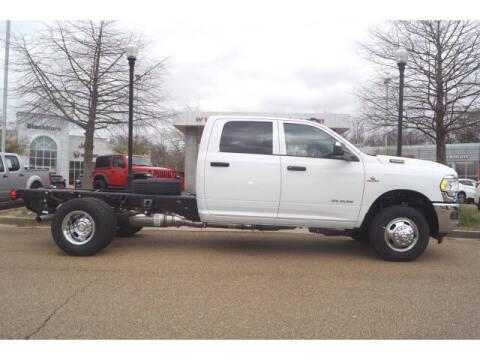 2021 RAM Ram Chassis 3500 for sale at BLACKBURN MOTOR CO in Vicksburg MS