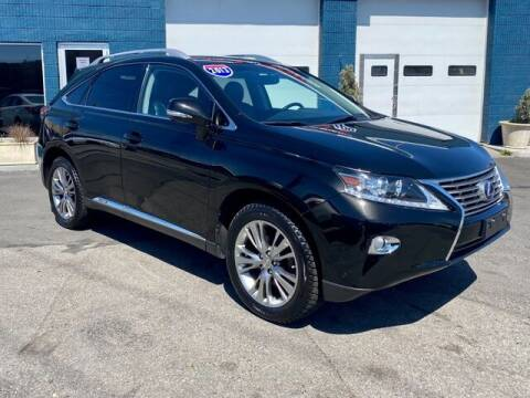 2013 Lexus RX 450h for sale at Saugus Auto Mall in Saugus MA