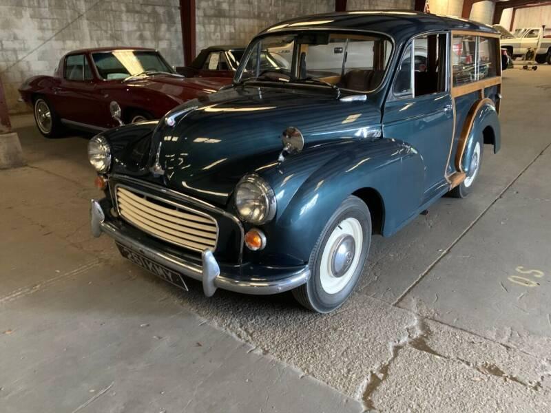 1957 Morris Minor 1000 for sale at American Classic Car Sales in Sarasota FL