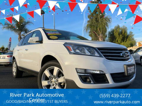 2017 Chevrolet Traverse for sale at River Park Automotive Center in Fresno CA