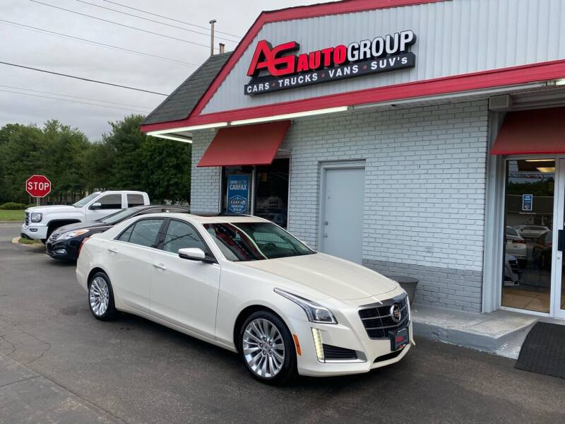 2014 Cadillac CTS for sale at AG AUTOGROUP in Vineland NJ