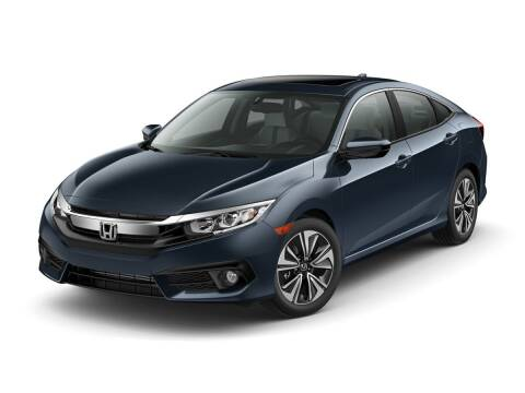 2017 Honda Civic for sale at Mercedes-Benz of North Olmsted in North Olmstead OH
