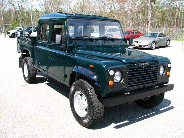 1986 Land Rover Defender for sale at Medway Imports in Medway MA