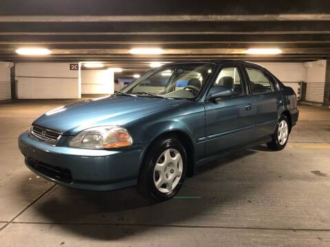 1998 Honda Civic for sale at Rave Auto Sales in Corvallis OR