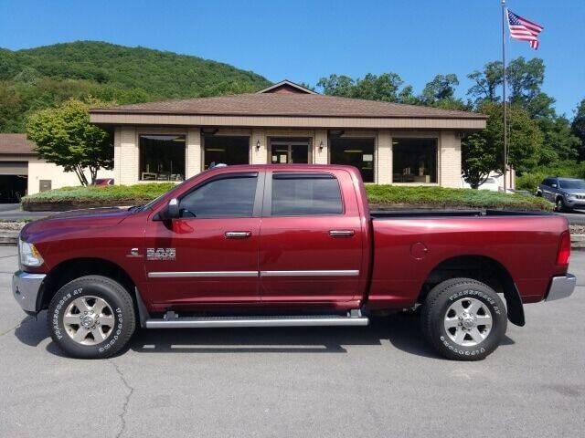 2016 RAM Ram Pickup 2500 for sale at K & L AUTO SALES, INC in Mill Hall PA