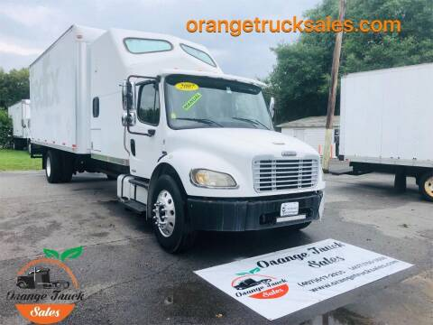2007 Freightliner Business class M2 for sale at Orange Truck Sales in Orlando FL