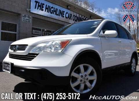 2009 Honda CR-V for sale at The Highline Car Connection in Waterbury CT