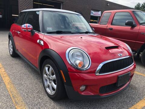 2009 MINI Cooper for sale at Specialty Auto Inc in Hanson MA