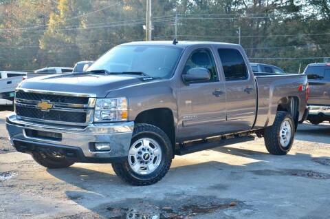 2013 Chevrolet Silverado 2500HD for sale at Marietta Auto Mall Center in Marietta GA
