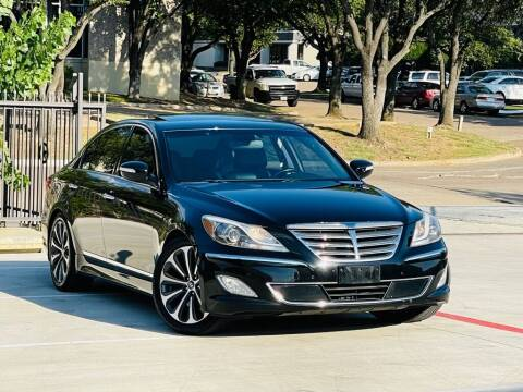 2012 Hyundai Genesis for sale at Texas Drive Auto in Dallas TX