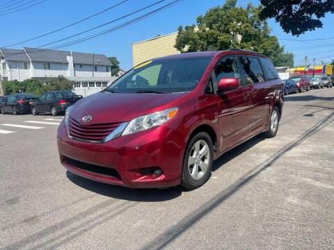 2015 Toyota Sienna for sale at Kapos Auto, Inc. in Ridgewood NY