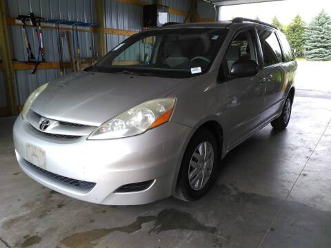2007 Toyota Sienna for sale at Steve's Auto Sales in Madison WI