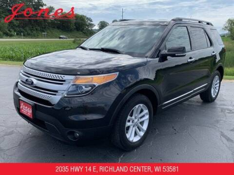 2015 Ford Explorer for sale at Jones Chevrolet Buick Cadillac in Richland Center WI