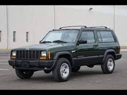 1998 Jeep Cherokee for sale at MotorCars LLC in Wellford SC