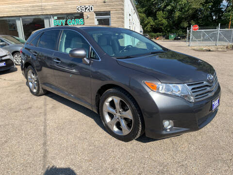 2010 Toyota Venza for sale at Nile Auto in Columbus OH
