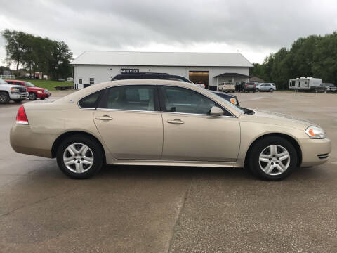2009 Chevrolet Impala for sale at Lanny's Auto in Winterset IA