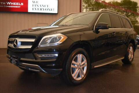 2013 Mercedes-Benz GL-Class for sale at Dealswithwheels in Inver Grove Heights MN