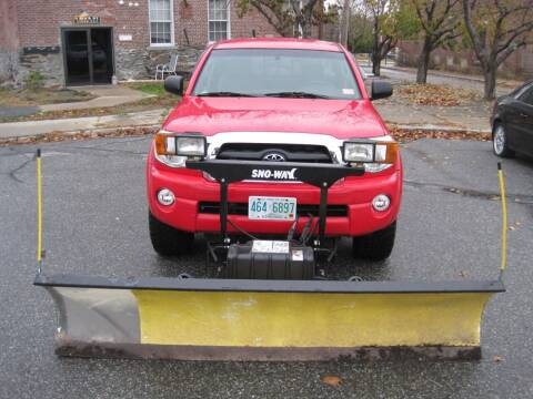 2005 Toyota Tacoma for sale at EBN Auto Sales in Lowell MA