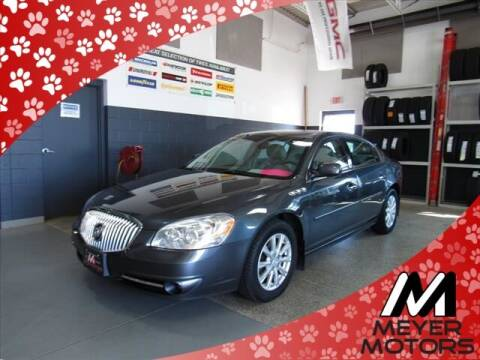 2011 Buick Lucerne for sale at Meyer Motors in Plymouth WI