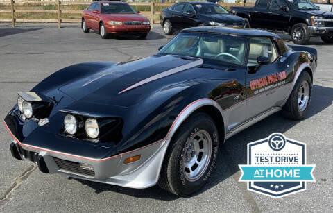 1978 Chevrolet Corvette  L48 for sale at Eastclusive Motors LLC in Hasbrouck Heights NJ